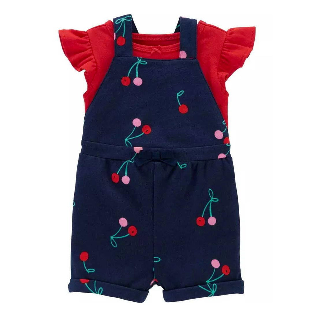 Catell Love 2-Piece Shortalls SHT06