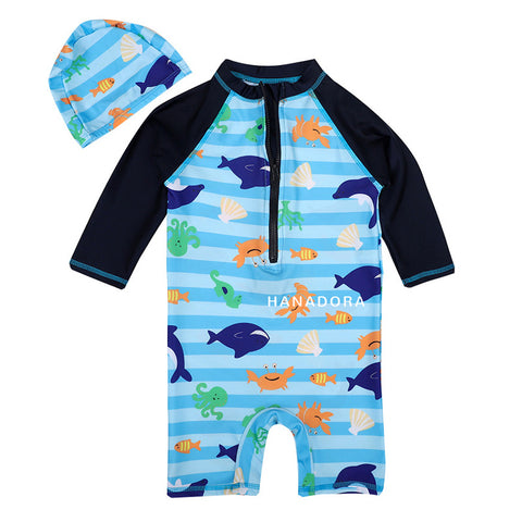 Swimming Suit SW03 - Sea