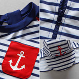 Swimming Suit SW09 - Sailor