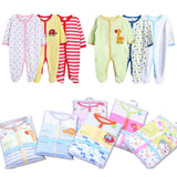 Sleepsuit 3in1 - Sleepsuit Bayi - Boy