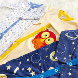 Sleepsuit Buka Kaki 3in1 - Boy