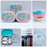 Stainless Steel Lunch Box 580ml TL8106