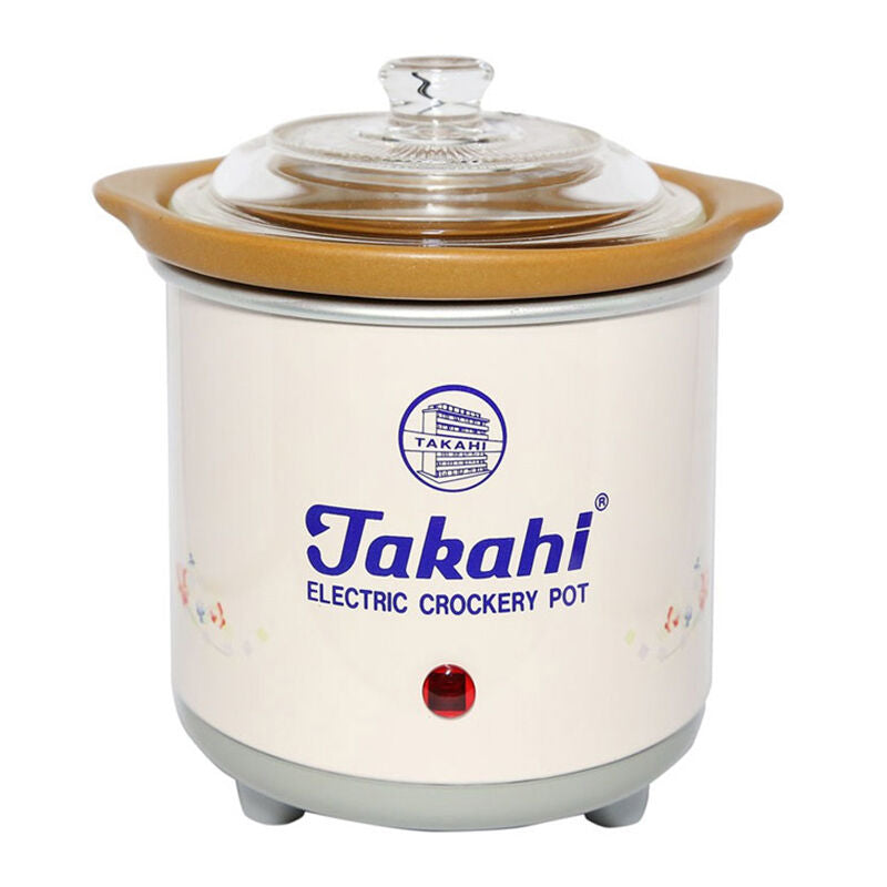 Takahi Slow Cooker 0.7L - Pink