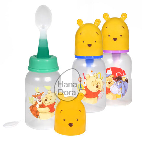 Disney Baby Pooh Cereal Bottle 125ml WTP03087