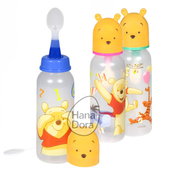 Disney Baby Pooh Cereal Bottle 250ml WTP03088