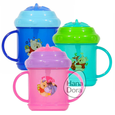 Disney Pooh 2 Handle Cup Zipper WTP07050