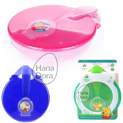 Disney Baby Feeding Bowl with Spoon WTP08023