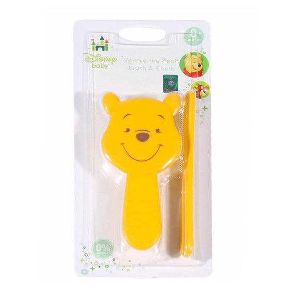 Disney Pooh Brush & Comb WTP09004