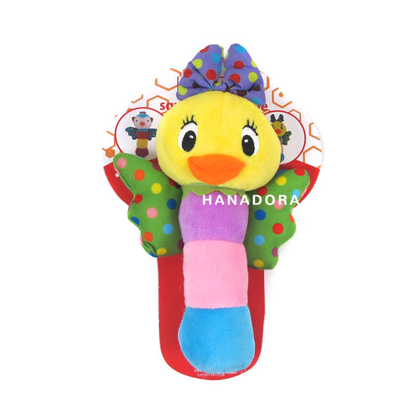 Catell Love Rattle Stick Wings - Duck