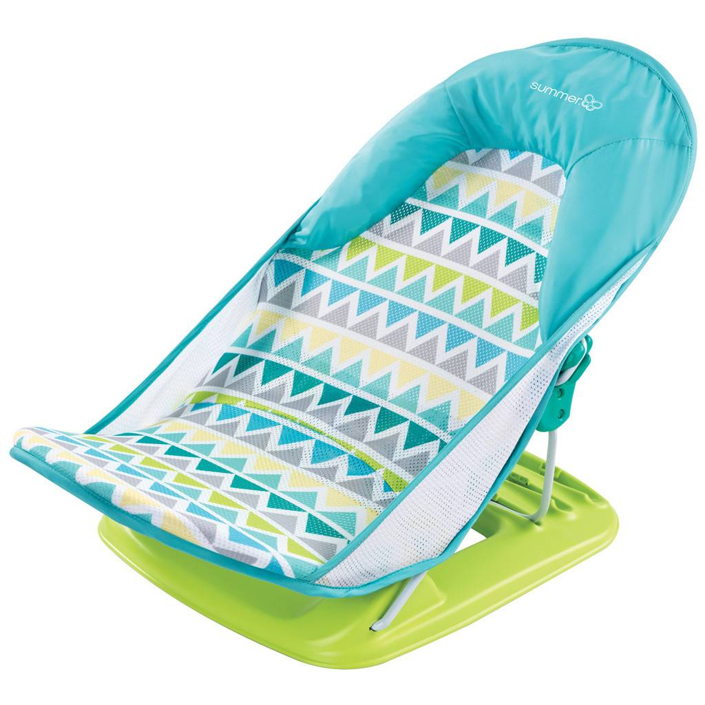 Summer Deluxe Baby Bather 09580 - Triangle Strip