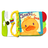 CTR Teether Book - Quack