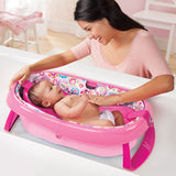Summer Infant Easystore Comfort Tub - Pink
