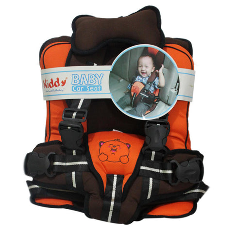 Kiddy Baby Car Seat KD7401 - Orange