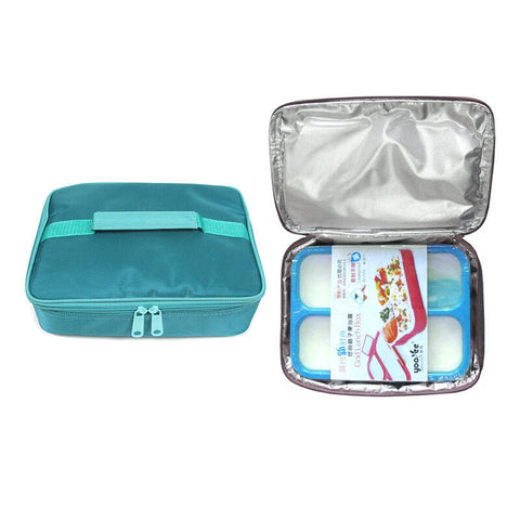 Lunch Box Set Yooyee 579 + Bag - Tosca