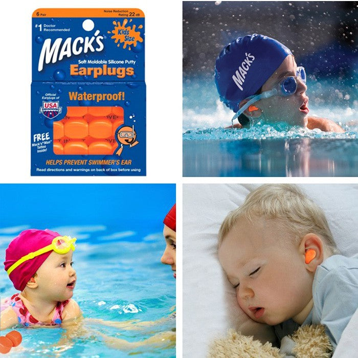 Macks Earplug Kids Size