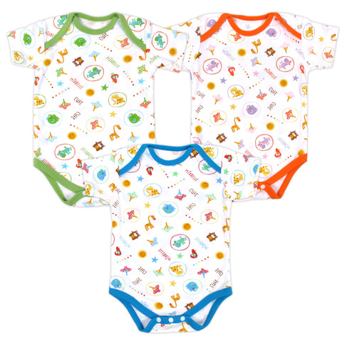 Miabelle Bodysuit Set 3pcs FP01