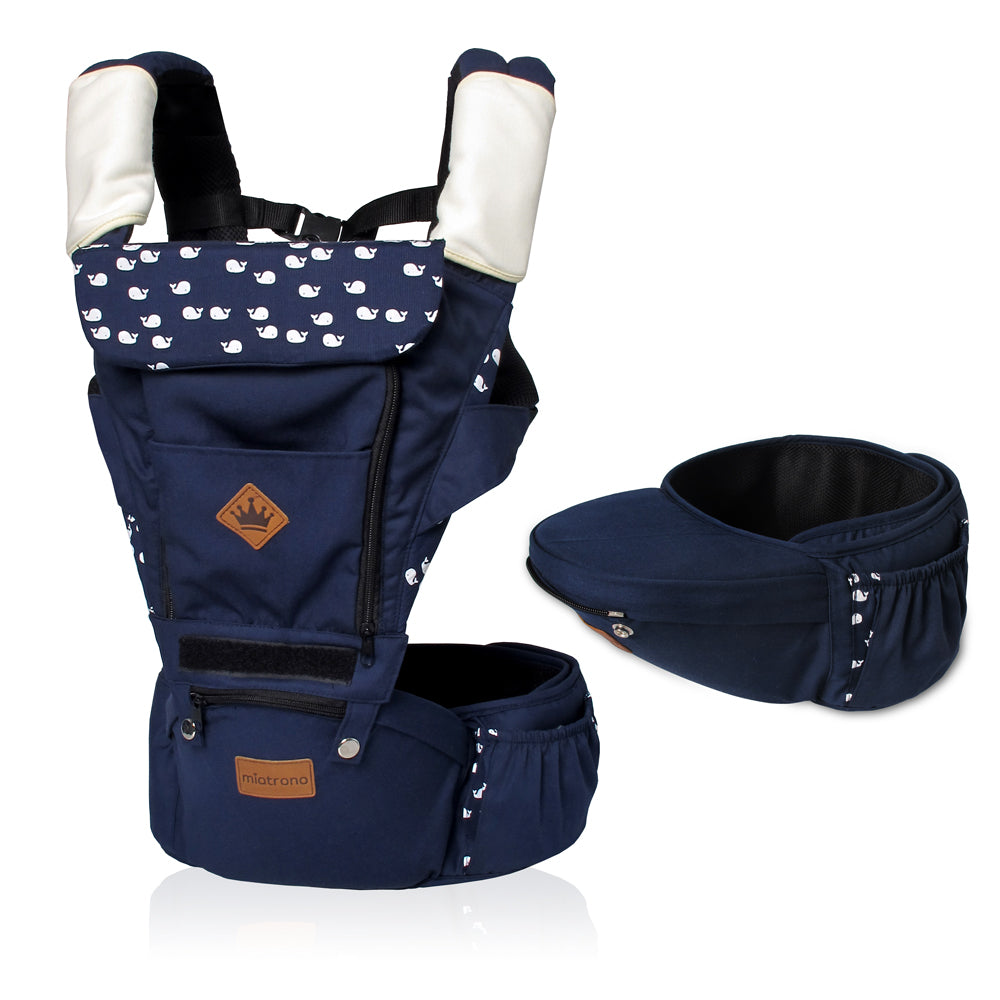 Miatrono Hipseat Carrier - Sea Blue