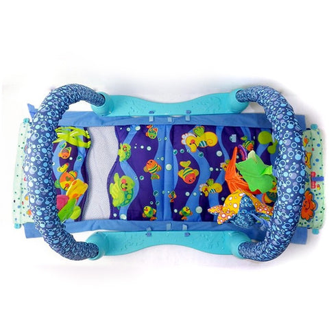 Baby Gift 2in1 Ocean Playmat 3039 - Matras Mainan Bayi