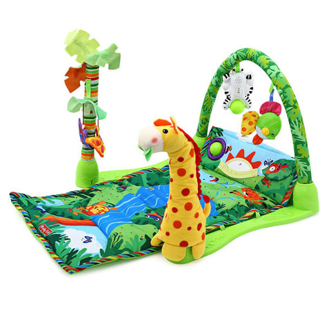 Baby Gift Rainforest Safari Playmat 3059