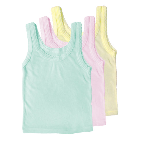 Mamalia Singlet Set 3pcs Warna