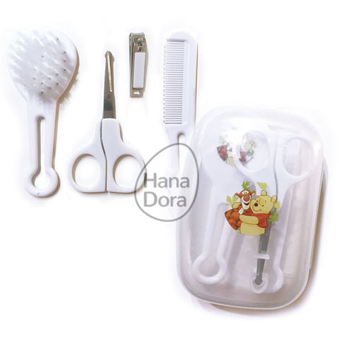 Disney The Pooh Grooming Set with Case WTP08019