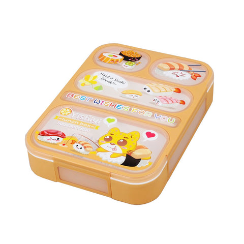 Yooyee Leakproof Lunchbox 590 - Orange