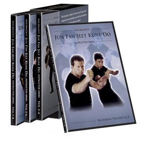 Training DVD - Ron Balicki's Jun Fan Jeet KuneDo