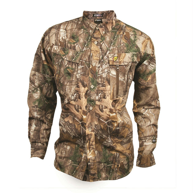 Scent Blocker Trinity Featherlite Shirt - M