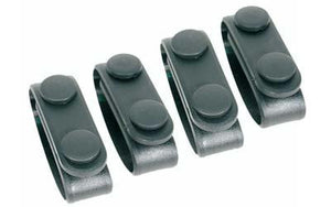 Bh Molded Blt Keepers (4) Black