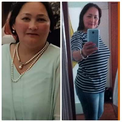 Maywha's Story: How she lost 8kgs in 1 month...