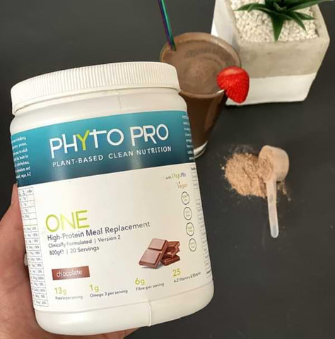 Delicious Phyto Pro One Chocolate Meal Replacement Shake