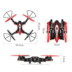 6-Axis Pocket Drone With Camera - CubeTrends