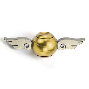 Harry Potter Fidget Spinner Golden Snitch Cupid Hand Spinner Metal Finger Spinner Anti Relieve Stress Hand Toys - CubeTrends