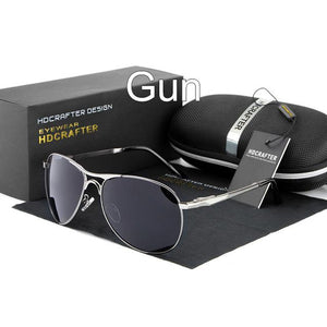 Man Cool Polarized Sun Glasses - CubeTrends