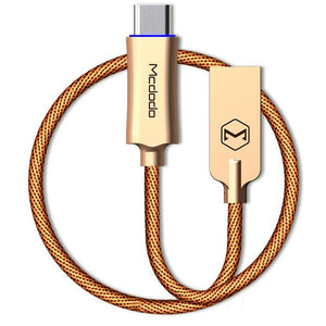 McDodo Rapid Charging Cable - Android Type C - CubeTrends