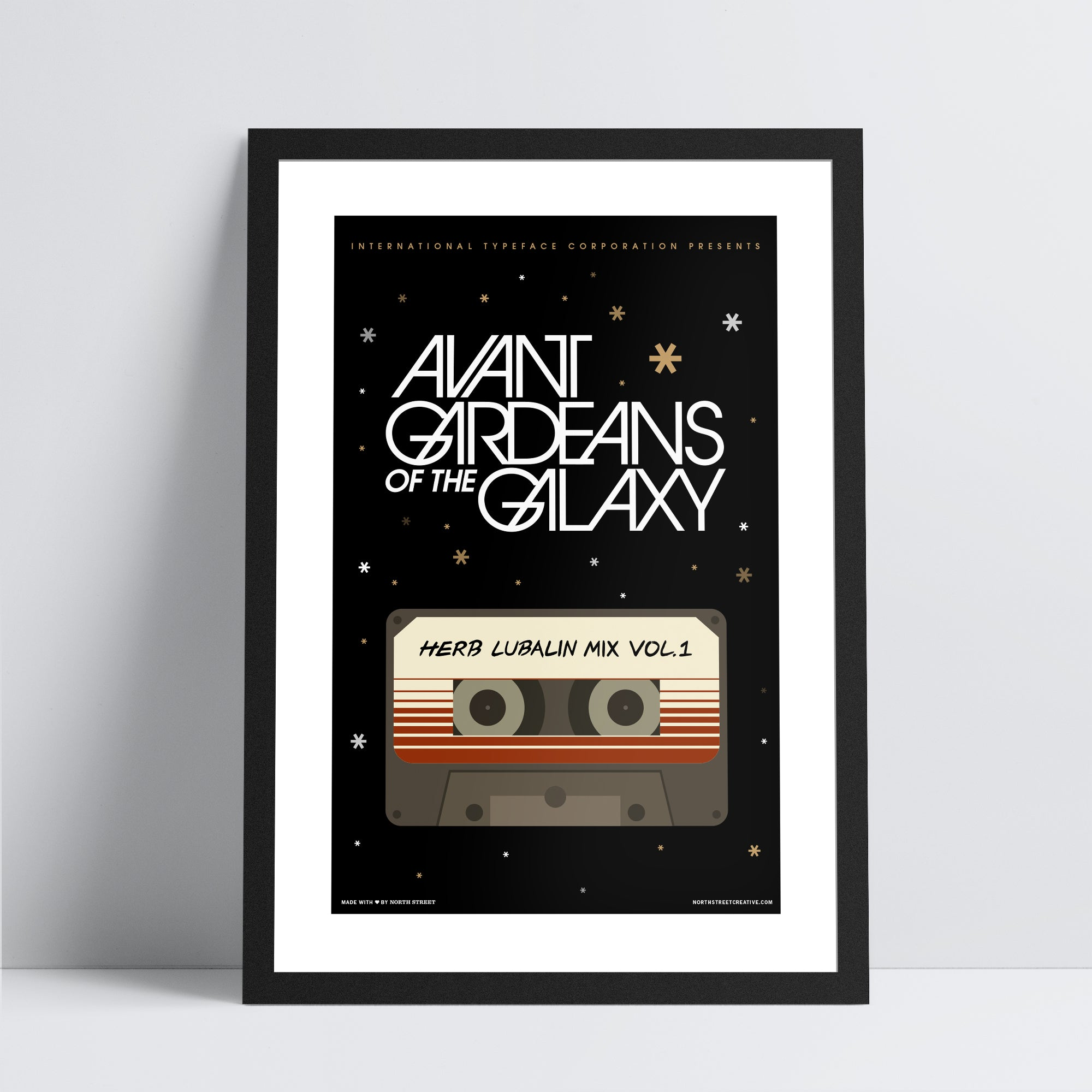 Avant Gardeans of the Galaxy