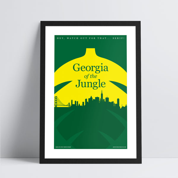 Georgia of the Jungle