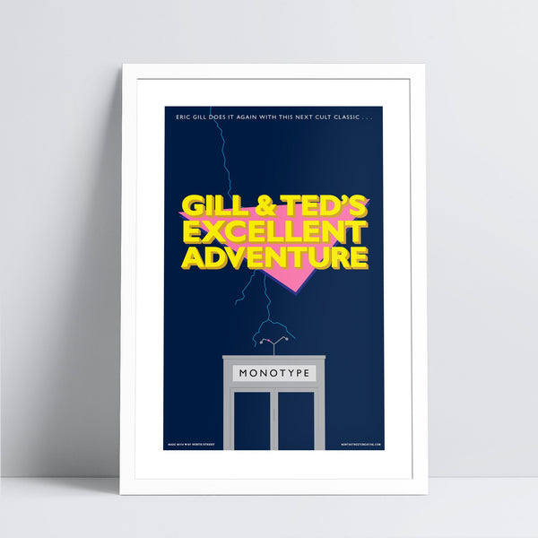 Gill & Ted's Excellent Adventure