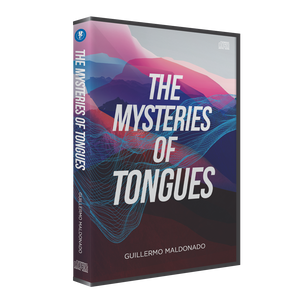 The Mysteries of Tongues  CD - MP3 Download