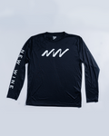 New Wine Brand Long Sleeve Black