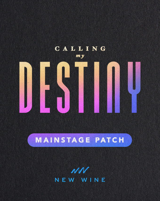 Calling My Destiny Mainstage Patch (DOWNLOAD) New Wine