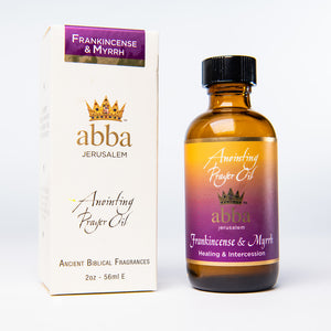 Anointing Oil-Frankincense &
