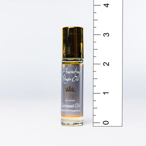 Anointing Oil-Roll On-Covenant