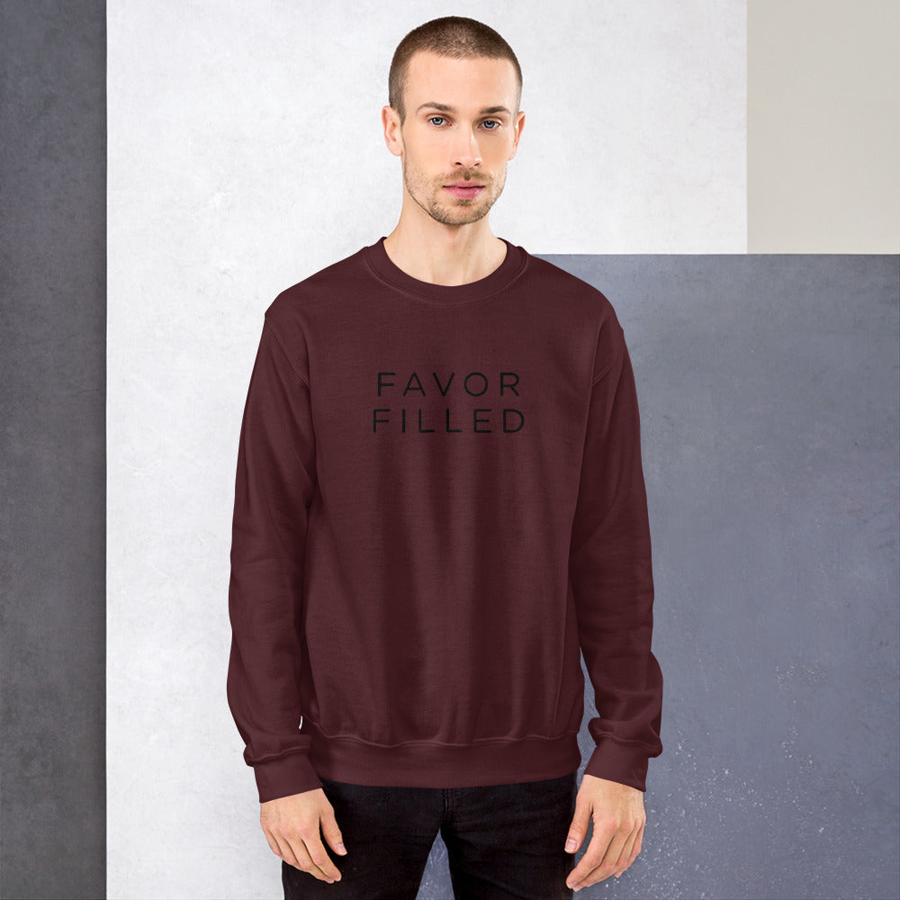 Favor Filled Sweatshirt
