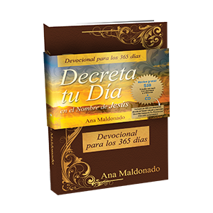 Decreta tu Dia en el Nombre de Jesus (Devotional) - Version Digital