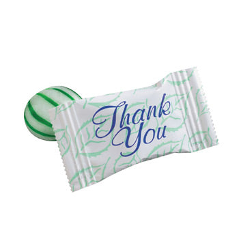 Stock Wrapped Thank You Candy - $55.73
