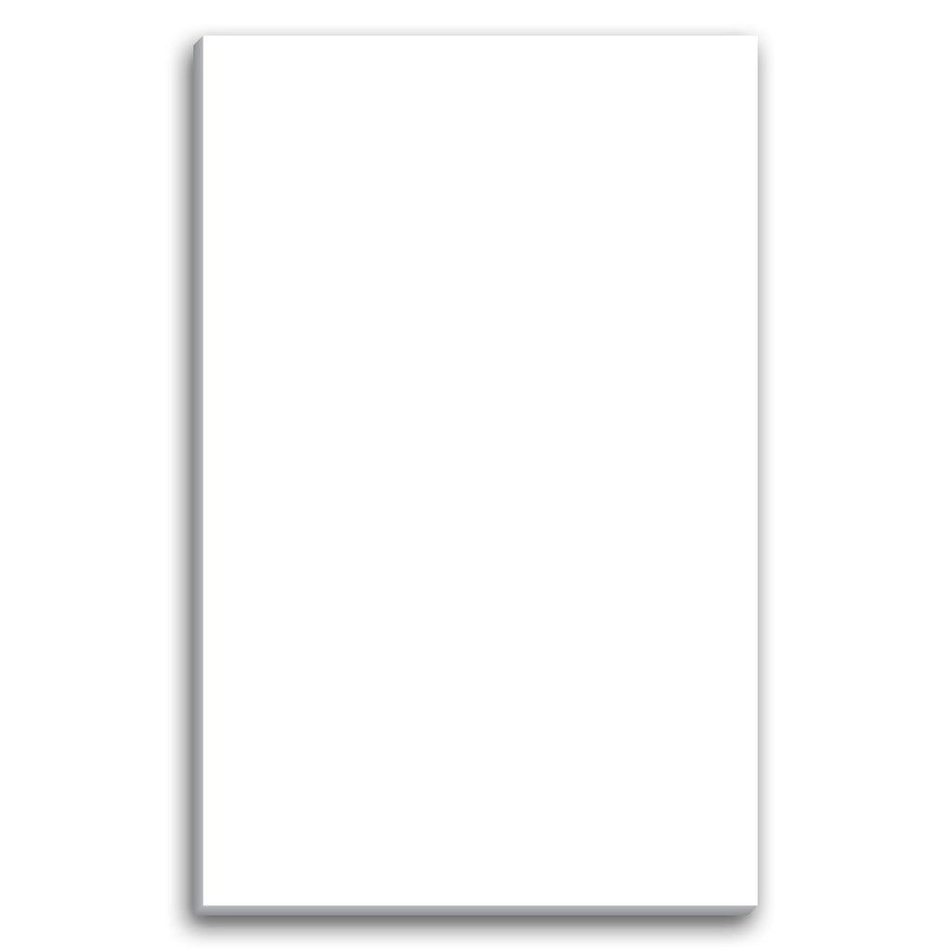 25 Page 3-1/2 x 5-1/2 Paper Note Pad $.27 - $.54