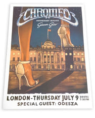 SOMERSET HOUSE POSTER
