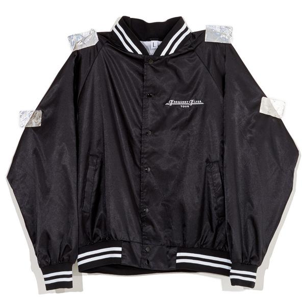 SATIN TOUR JACKET