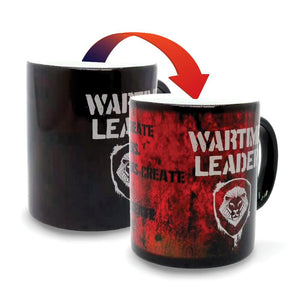 Wartime Leader Creed - Valuetainment - Color Changing Mug